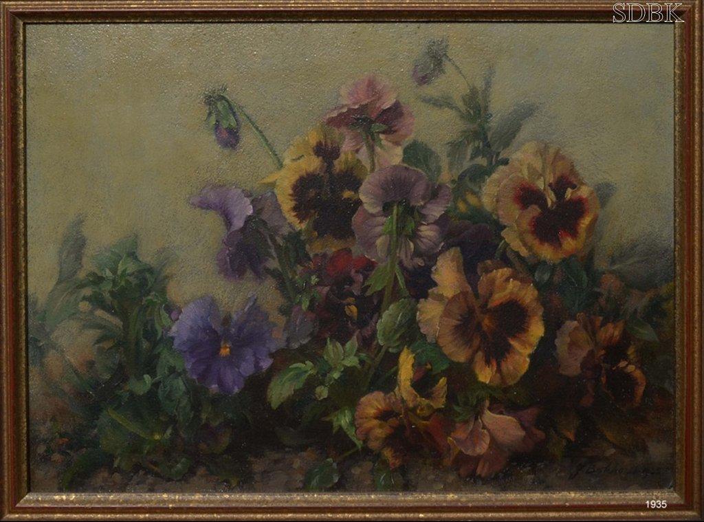 Album Bloemen Johan