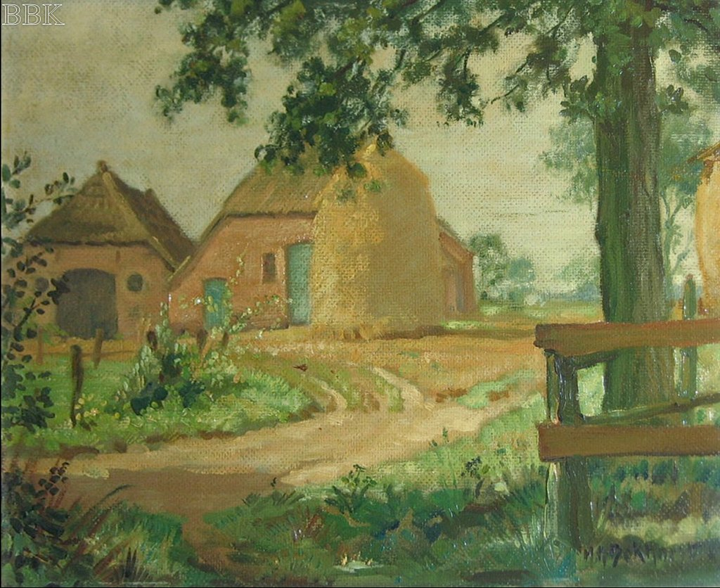 HGB410 - G.Bokhorst