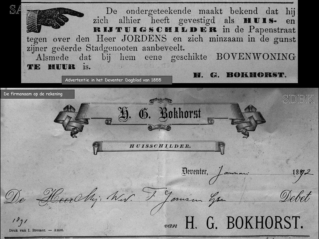 HGBS01A - H.G. Bokhorst