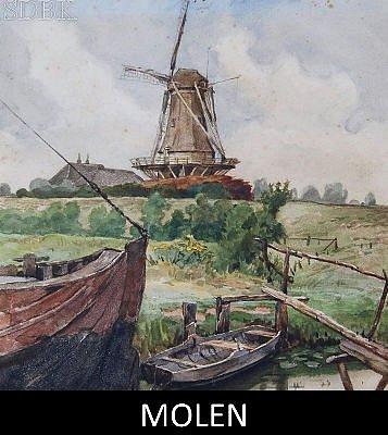18 Molen